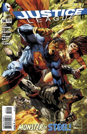 Justice League # 14 Issues V2 - New 52 (2011 - 2016)