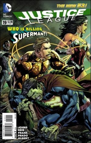 Justice League # 19 Issues V2 - New 52 (2011 - 2016)