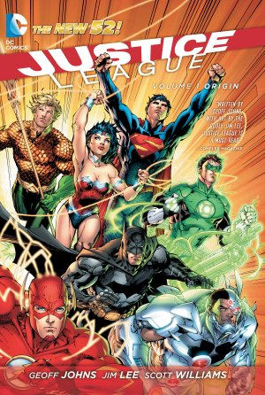 Justice League # 1 TPB softcover (souple) - Issues V2
