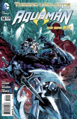 Aquaman # 14 Issues V7 (2011 - 2016) - The New 52