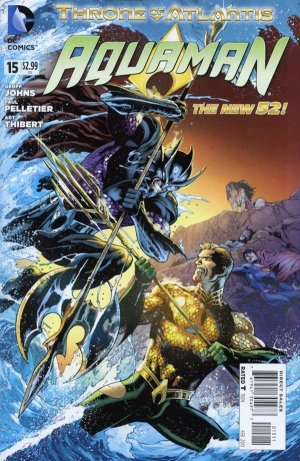 Aquaman # 15 Issues V7 (2011 - 2016) - The New 52