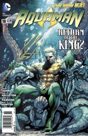 Aquaman # 18 Issues V7 (2011 - 2016) - The New 52