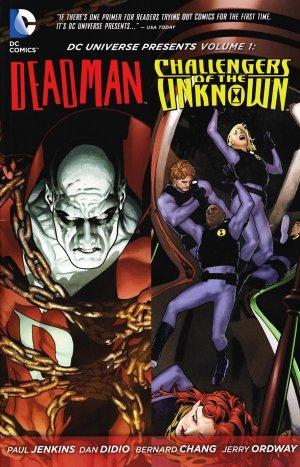 DC Universe Presents édition TPB softcover (souple)