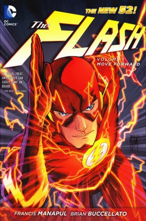Flash édition TPB hardcover (cartonnée) - Issues V4
