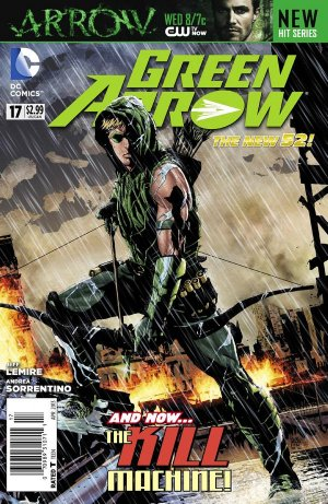 Green Arrow # 17 Issues V5 (2011 - 2016)