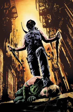 Green Arrow # 18 Issues V5 (2011 - 2016)