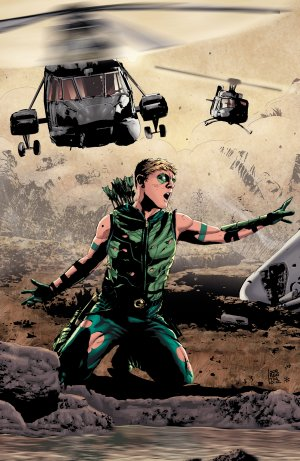 Green Arrow # 19 Issues V5 (2011 - 2016)