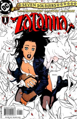 Seven Soldiers - Zatanna édition Issues (2005)