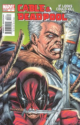 Cable / Deadpool # 3