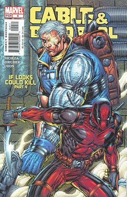 Cable / Deadpool # 4