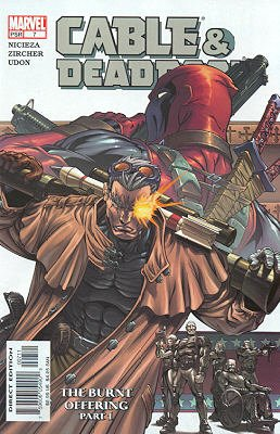 Cable / Deadpool 7 - The Burnt Offering, Part 1: Headless Horseman