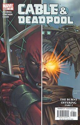 Cable / Deadpool # 8