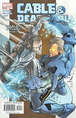 Cable / Deadpool # 10