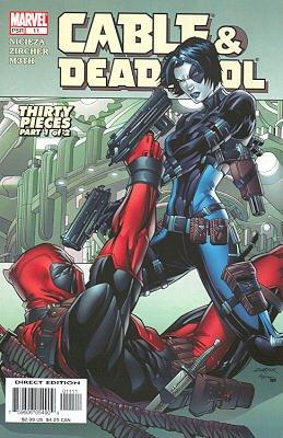 Cable / Deadpool # 11