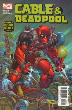 Cable / Deadpool # 15
