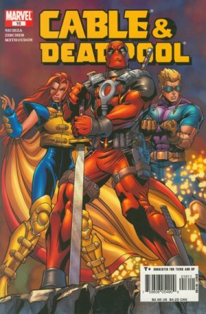 Cable / Deadpool # 16