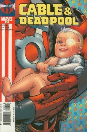 Cable / Deadpool # 17