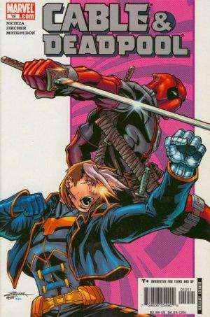 Cable / Deadpool # 19
