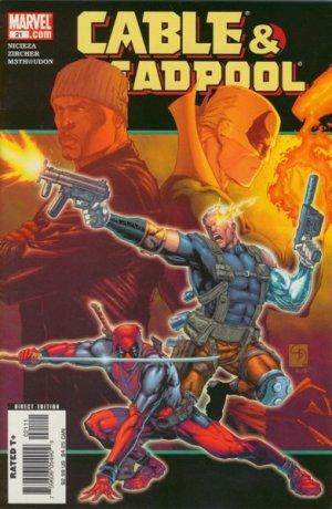 Cable / Deadpool # 21