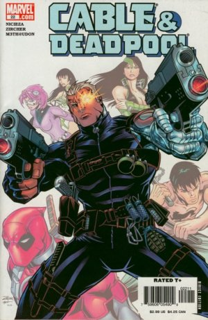 Cable / Deadpool # 22