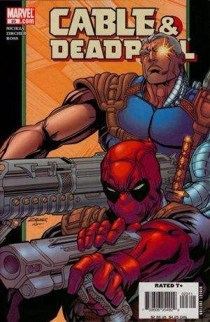 Cable / Deadpool # 23