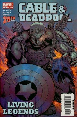 Cable / Deadpool # 25