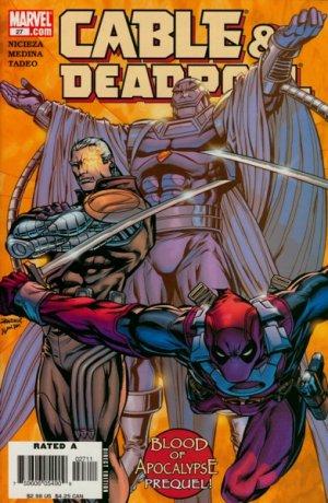 Cable / Deadpool # 27