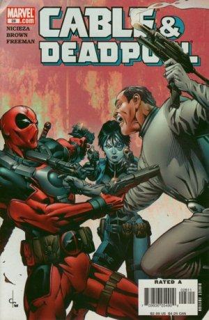 Cable / Deadpool # 28