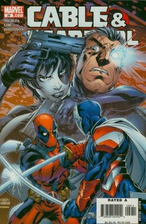Cable / Deadpool # 29