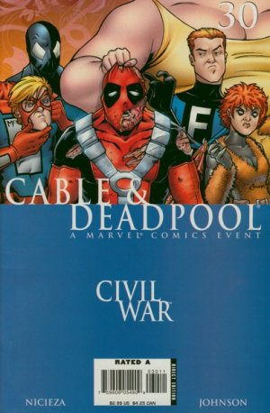 Cable / Deadpool # 30