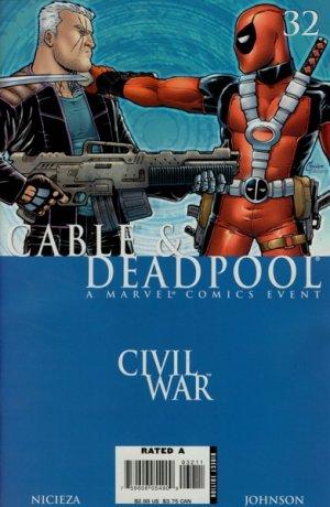 Cable / Deadpool # 32