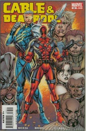 Cable / Deadpool # 33