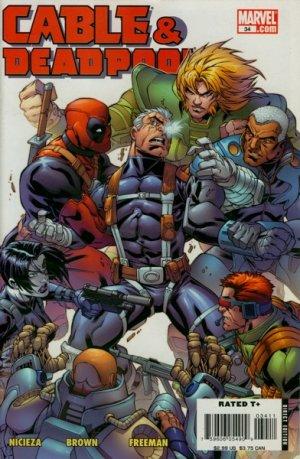 Cable / Deadpool # 34