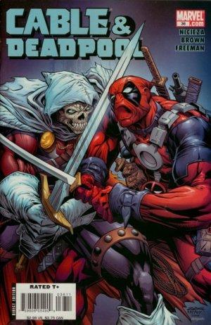 Cable / Deadpool # 36