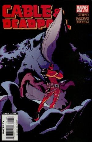Cable / Deadpool # 37