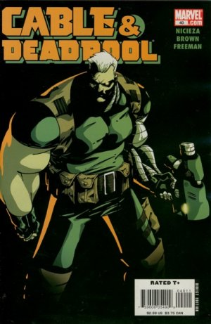 Cable / Deadpool # 40