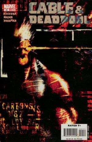 Cable / Deadpool # 41