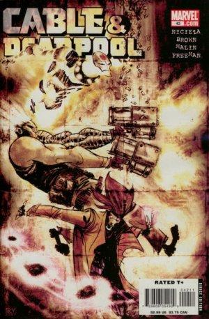 Cable / Deadpool # 42