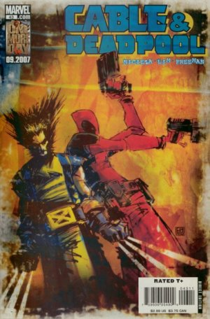 Cable / Deadpool # 43