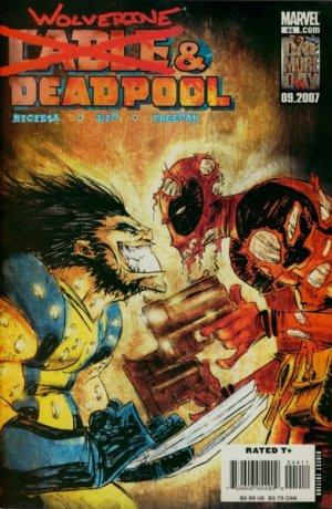 Cable / Deadpool # 44