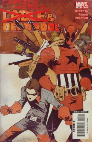 Cable / Deadpool # 45