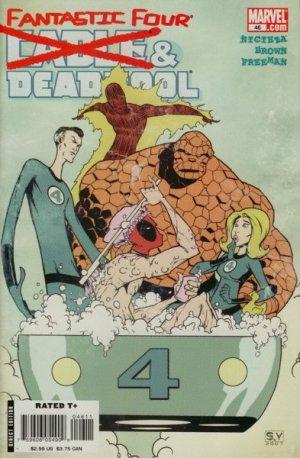 Cable / Deadpool # 46