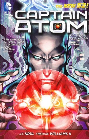 Captain Atom édition TPB softcover (souple) - Issues V2