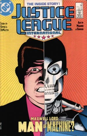 Justice League International # 12 Issues V1 (1987 - 1989)