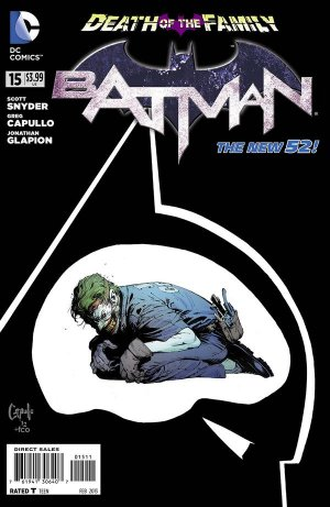 Batman # 15 Issues V2 (2011 - 2016) - The New 52