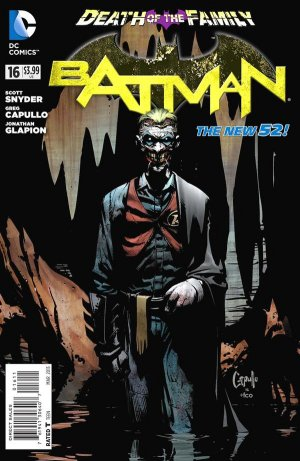 Batman # 16 Issues V2 (2011 - 2016) - The New 52