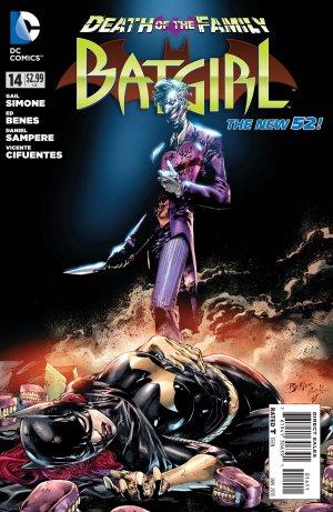 Batgirl # 14 Issues V4 (2011 - 2016) - The New 52