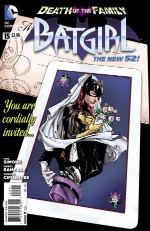 Batgirl # 15 Issues V4 (2011 - 2016) - The New 52