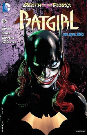 Batgirl 16 - Collision, Part Three: Ceremony