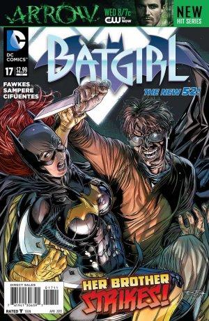 Batgirl # 17 Issues V4 (2011 - 2016) - The New 52